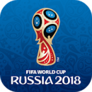 Aplicativo oficial da Fifa Copa do Mundo Russia 2018™ icone
