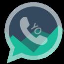 YoWhatsapp (YoWA) Oficial APK atualizado 2021 icone