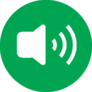 Volume Up Aumentar Volume Android by Hu2Di icone