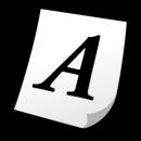 Letras Diferentes icone