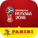Panini Sticker Álbum Copa do Mundo Russia 2018 icone