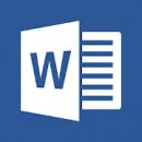 Microsoft Word icone